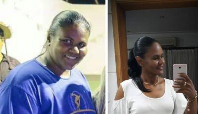 Daniela perde 52 Kg e destaca trabalho 'coaching' de Célia Tenório em Fátima do Sul