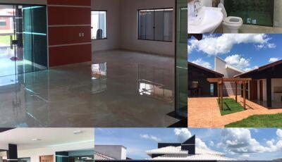 Carcará Imóveis vende imóvel em área nobre em Fátima do Sul