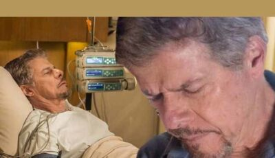 Doente, José Mayer foi esquecido pela Globo e abandonado por 'Amigos'