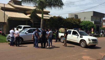 Funcionário de Pavão é executado a tiros na Fronteira