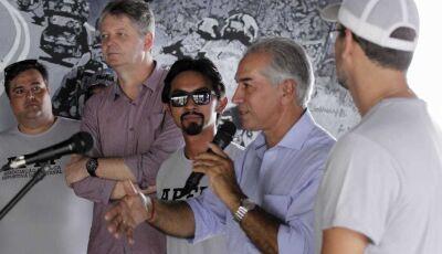 Reinaldo Azambuja anuncia cota zero para a pesca nos rios de Mato Grosso do Sul