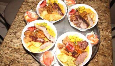 Reserve seu Marmitex no Restaurante do Polaco em Fátima do Sul
