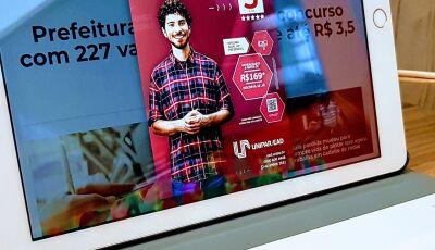 DOURADOS: Vestibular Unipar EAD clom mensalidades a partir de R$ 169 reais, CONFIRA OS CURSOS