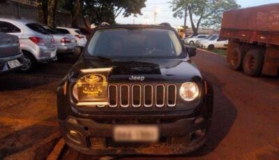 O 4º criminoso é encontrado, agora todos presos e 1 morto sobre roubo de Jeep em IVINHEMA