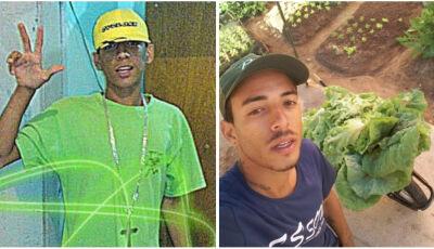 Em Pilar do Sul: Ex-traficante sustenta a família plantando e vendendo verduras