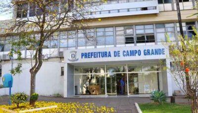 Prefeitura de Campo Grande abre processo seletivo com salários de até R$ 2 mil