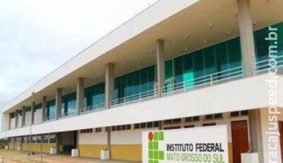 IFMS abre inscrições para concurso público com salários de até R$ 9,6 mil
