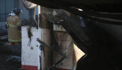 Incêndio deixa dez mortos no Ninho do Urubu, centro de treinamento do Flamengo