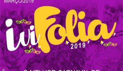 Confira as atrações já confirmadas para o 'IVIFOLIA 2019' que acontecerá em Ivinhema