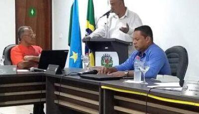 Márcio Teles pede audiência pública para discutir implantação do Lar do Idoso em Deodápolis