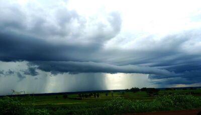 Fátima do Sul, Vicentina e mais 46 cidades do MS em alerta de chuvas intensas nas próximas 48h
