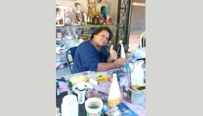 Dois anos sem a guerreira Martinha Manicure de Fátima do Sul