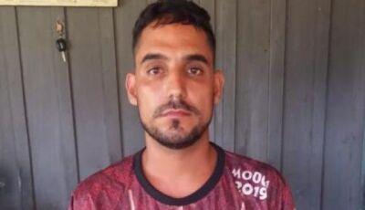 Ladrão de banco é preso no Paraguai, 9 meses após tentar invadir agência em Glória de Dourados