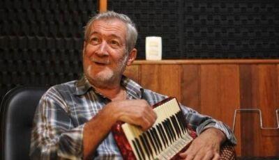 Morre aos 68 anos Dino Rocha, o maior sanfoneiro do Brasil