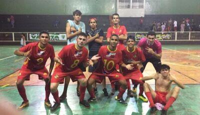 Deodápolis disputa final da 18ª Copa Valota nesta sexta-feira em Fátima do Sul