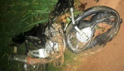 Dois jovens morrem em acidente na MS-276 em Deodápolis