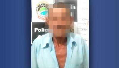 Suspeito de estuprar criança de 7 anos é preso em Aquidauana