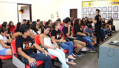 Empresa PAP Cursos e Concursos realiza curso profissionalizante em Fátima do Sul