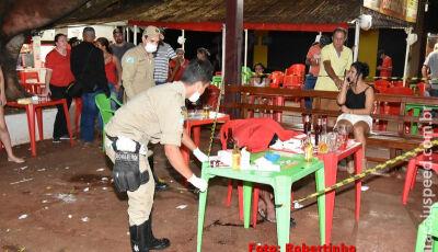 Policial militar é assassinado covardemente na região central de Maracaju