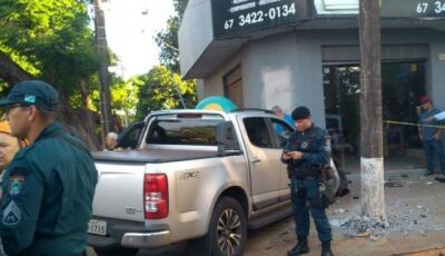 Mulher de empresário baleado em S10 é presa como mandante do crime em Dourados