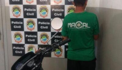 """""""Tarado"""" é preso em terminal após de masturbar em ônibus da Capital"""