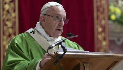 Papa Francisco faz um chamado à luta contra abuso de menores