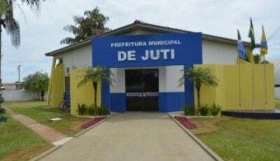 Prefeitura de Juti abre concurso público