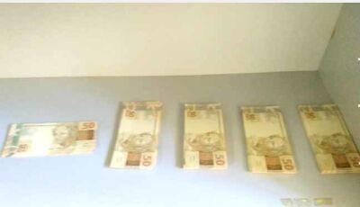 DOF apreende mais de dez mil reais em moedas falsas