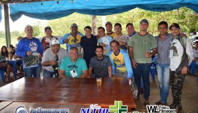 Veja as FOTOS do 2º Torneio de Pesca Esportiva no Pesqueiro 7 Bello em VICENTINA