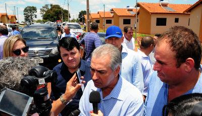 Mais 100 famílias recebem as chaves da casa própria nesta segunda-feira em Vicentina