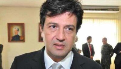 Suposta ameaça de milicianos contra ministro Mandetta (MS) é investigada pela PF