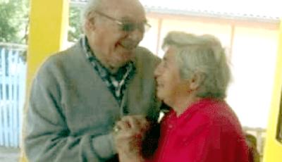 Casal de velhinhos comete suicídio para não dar trabalho aos filhos