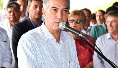 Miranda e mais 7 cidades, Reinaldo entrega implementos agrícolas para reforçar agricultura familiar
