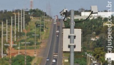 Mais 38 radares de velocidade voltam a funcionar na BR-163