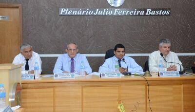 Trabalhos legislativos retornam nesta terça-feira e Duda destaca harmonia de Poderes em Vicentina