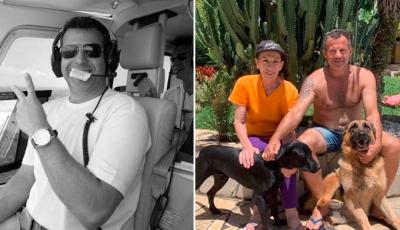 Mãe do piloto de Ricardo Boechat morre três dias após o filho