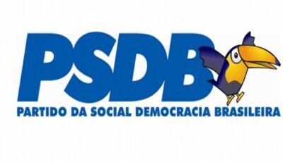 EDITAL: PSDB convoca eleitores filiados para escolherem diretório municipal e outros em Vicentina