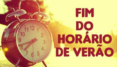 Horário de verão termina neste mês de fevereiro em todo o Brasil