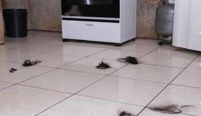 Após avisos misteriosos, jovem é torturada, dopada e tem cabelo cortado
