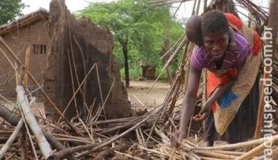 Ciclone em Moçambique pode ter deixado mais de mil mortos