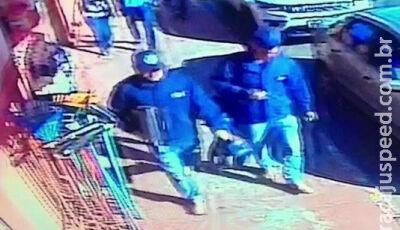 Dupla armada assalta agência dos Correios e faz 7 reféns em Miranda