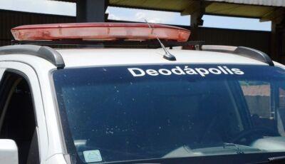 Dupla é acusada de furtar e agredir homem em bar no centro de Deodápolis