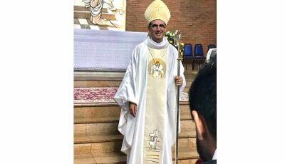 Fiéis de Fátima do Sul confraternizam com o novo Bispo Dom João Bergamasco