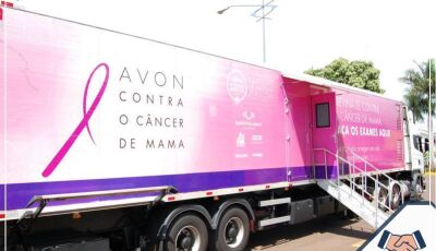 Unidade Móvel do Hospital de Amor de Barretos Unidade de Nova Andradina estará novamente em Jateí