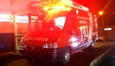 IVINHEMA: Homem morre após colisão de carro e moto na MS-276