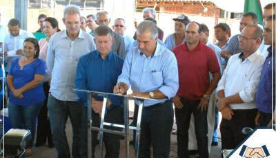 Governador entrega obras nesta quinta-feira em Jateí