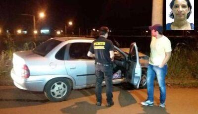 Professora de Educação Física morre após colidir carro contra poste em Dourados