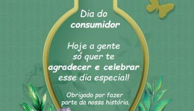 Ganha 'brinde' especial para quem comprar nesta sexta-feira no O Boticário de Fátima do Sul