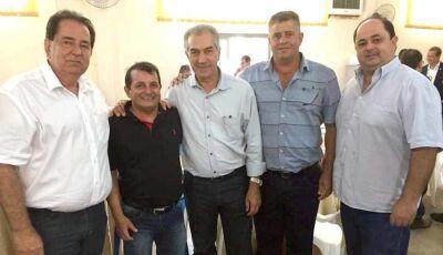 Pacco encontra com Governador e Itaporã ganha importante pacote de obras