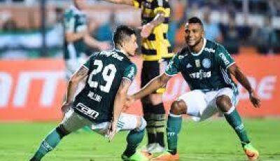 Palmeiras estabelece a maior goleada da terceira era Felipão